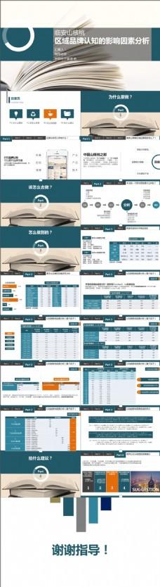 产品项目策划PPT模板