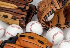 棒球手套图片