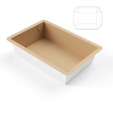创意包装盒模板图片
