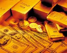 黄金货币图片