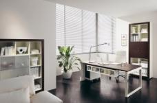 办公书房室内设计图片
