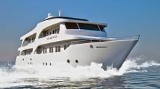 游艇60米