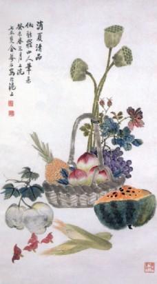 中国艺术国画图片