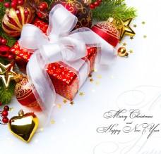 圣诞节礼物背景图片