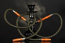 黑色烟壶图片