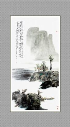 艺术国画图片