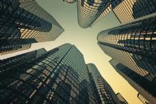现代都市建筑图片