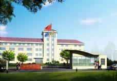 养老院建筑设计图片