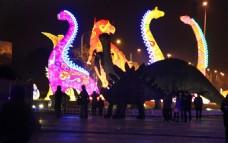 常州元旦春节灯展