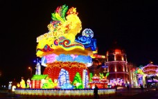 常州 元旦春节灯展