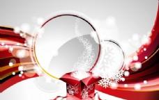 新年矢量背景设计元素2