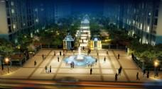 广场景观设计图片