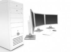 电脑服务器图片