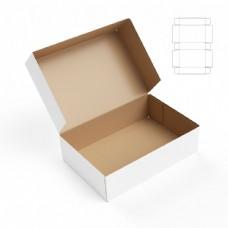 鞋子盒子设计图片