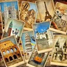建筑照片图片