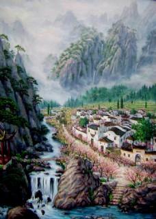 古典中式风格装饰画