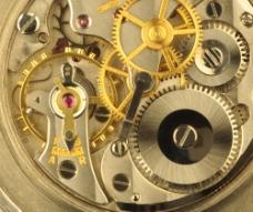 钟表机芯图片