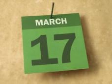 日历标签图片