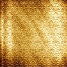 金属花纹背景图片