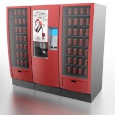 饮料自动售货机图片