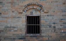 青砖墙  窗户