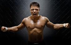 拳击手图片