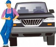 汽车 维修工