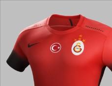 NIKE足球俱乐部队服宣传广告
