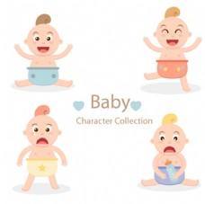 卡通母婴儿童宝宝孩子
