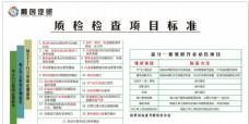 汽贸质检标准