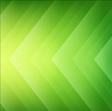 绿色透明箭头梦幻背景