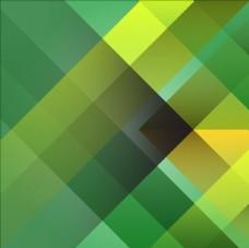 黄绿格子背景