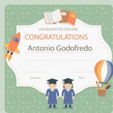 热气球学校培训辅导毕业证书