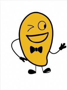 芒果卡通人物