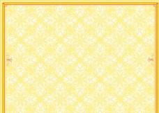 歐式風格歐式花紋邊框背景墻