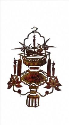 皮影戏 灯笼