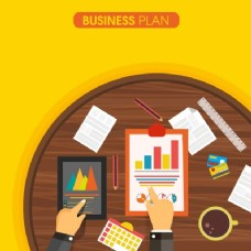 商业计划背景