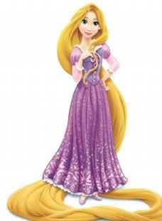迪士尼长发公主