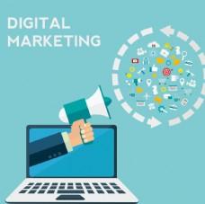 数字市场互联网素材