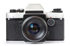 现代照相机图片