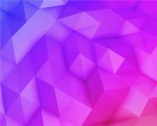 紫色菱形banner背景