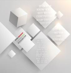 语音泡沫标签图形背景页