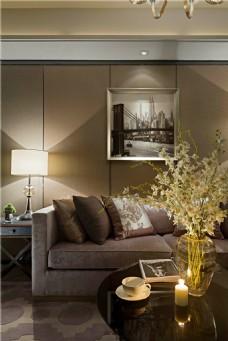 现代客厅装修效果图图片