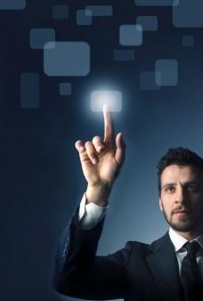 现代技术科技素材图片