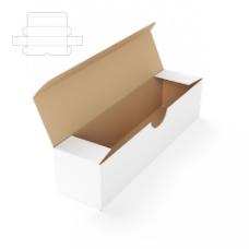 长方形包装盒子图片