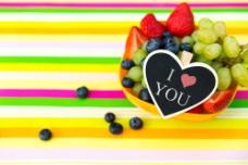 高清水果背景图片