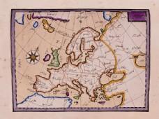 怀旧地图背景图片