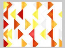 2017创意三角形组合底纹元素H5背景