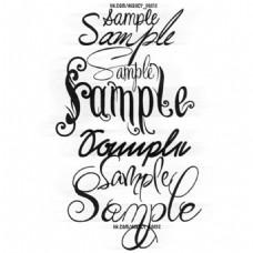 免费字体设计元素ttf 美工必备