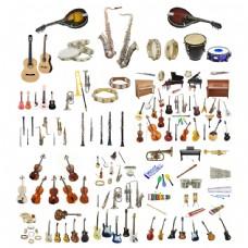 乐器合集图片